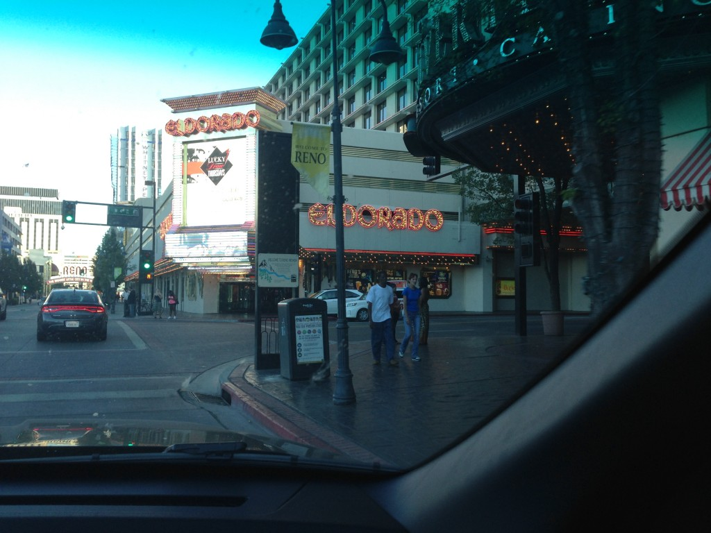 The Eldorado, Reno, Nevada.  Our home away from home.