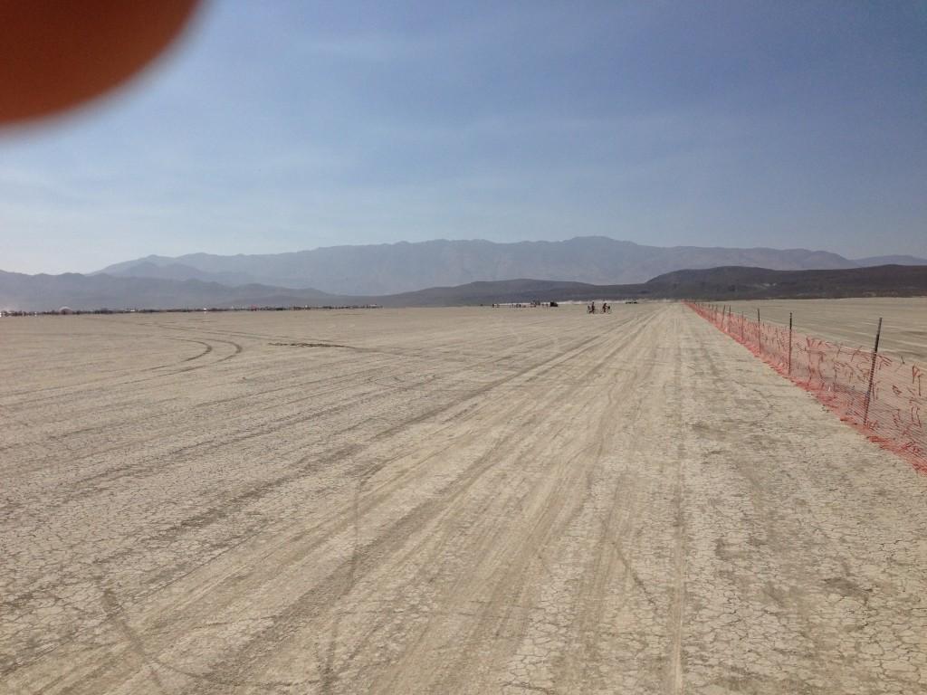 Deep Playa Panorama IV: From whence we came    Sometimes