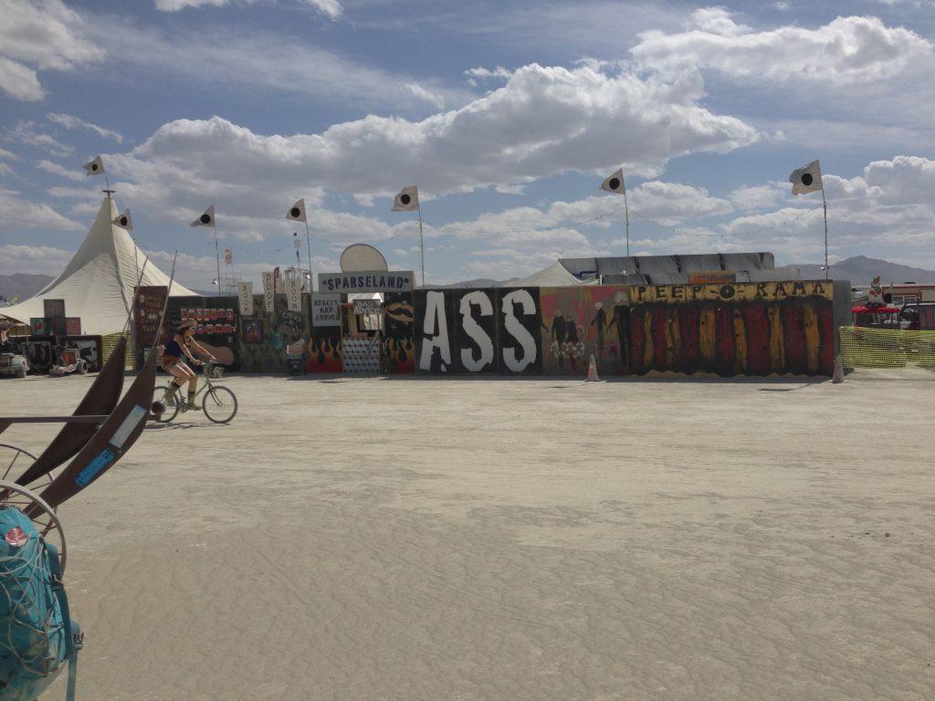 Stay clbutty, Burning Man.