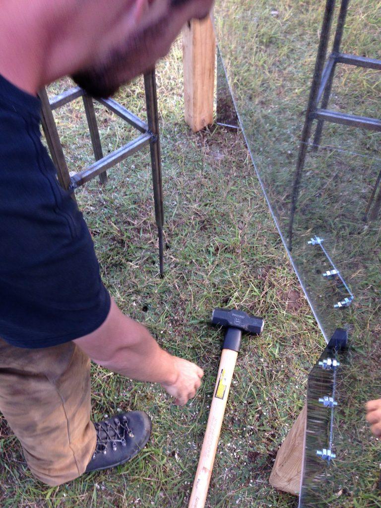 Your friendly neighbourd sledgehammer.